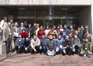 Group photo of the joint workshop participants