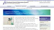 Department of Social Intelligence and Informatics