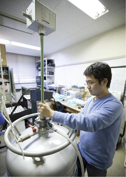 研究室紹介OPAL-RING水柿 研究室